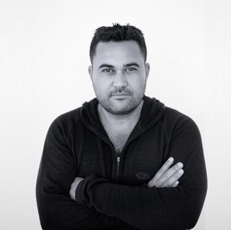 Michael Parekowhai  (Photo: NZ LIstener)